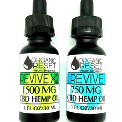 REVIVE Organic Full Spectrum CBD Oils