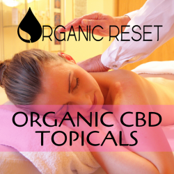 Organic CBD Topicals
