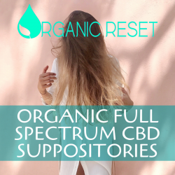 Organic CBD Suppositories